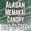Alasan Memakai Canopy Rumah Dengan Atap Baja Ringan Atap Gogreen