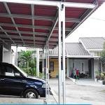 Harga Borong Kanopi Baja Ringan Per Meter