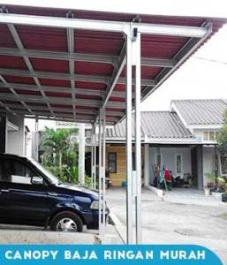 Model Rangka Double Box Elegan Atap Solartuff
