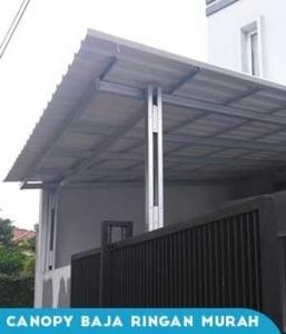 Model Standar Atap Alderon RS